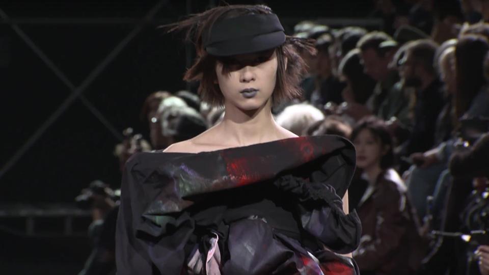 Yohji Yamamoto PAP PE 2019 Paris fashion week