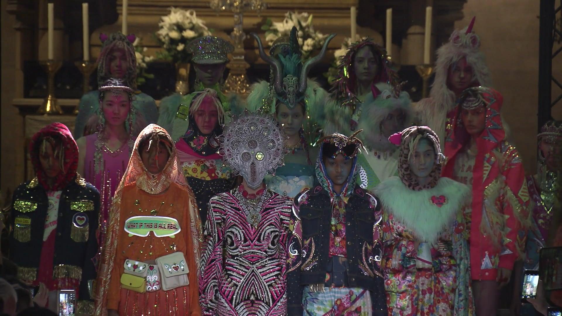 manish arora paris fashion week pap ah 19