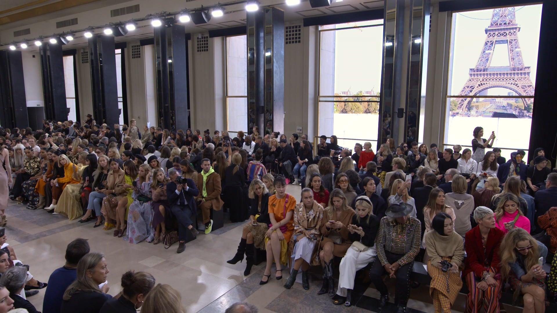 rochas pap pe 2019 théâtre de chaillot paris fashion week