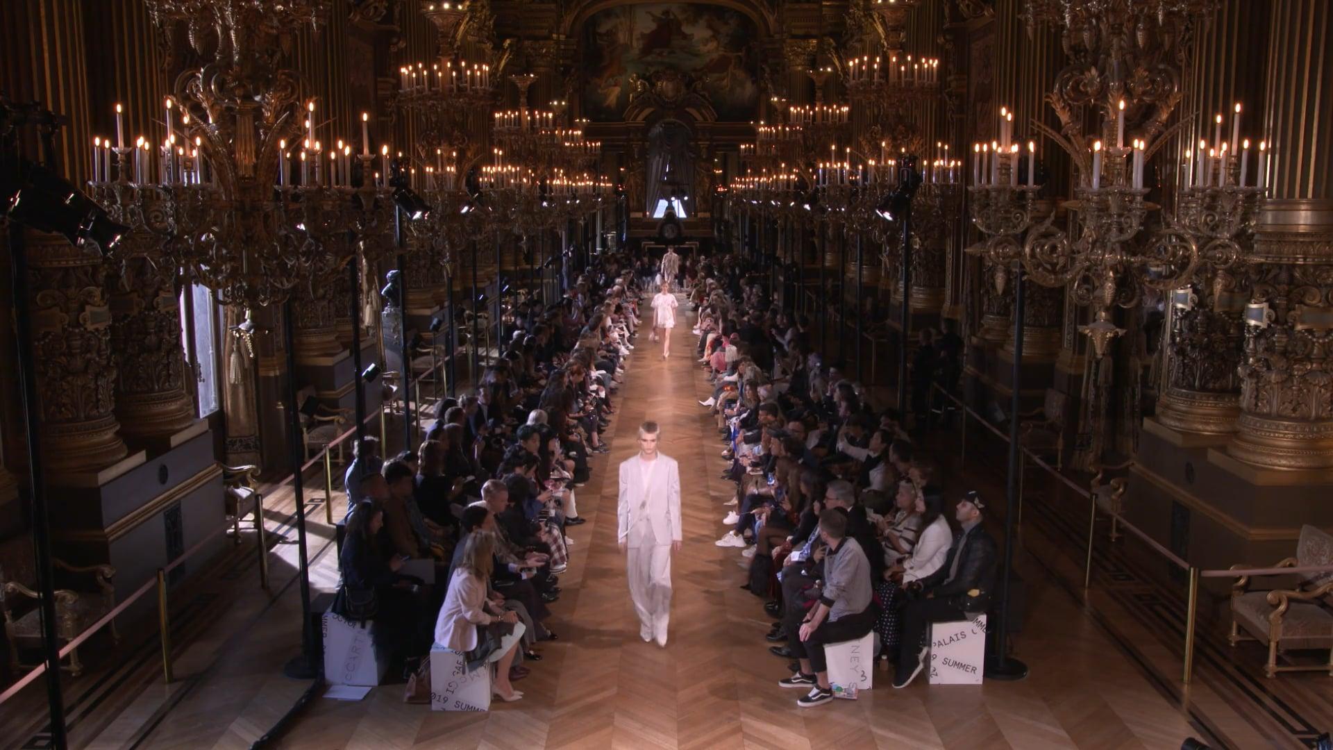 stella mc cartney pap pe 19 opéra garnier paris fashion week