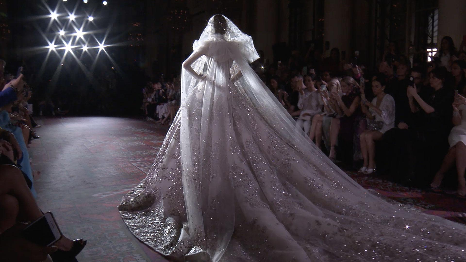 zuhair murad haute couture hiver 2020